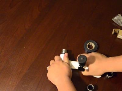 DIY Ball Bearing Camera Slider Build.