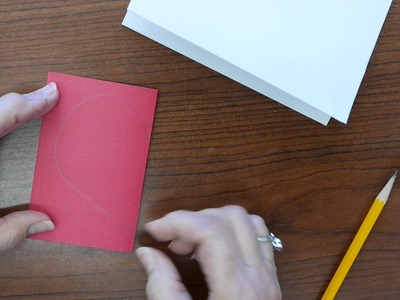 How to Make a Valentines Day Pop-up Greeting Card