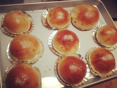How to make BBQ Pork Buns and Hot Dog Buns Recipe -叉燒飽 腸仔飽