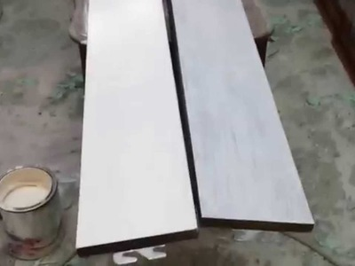 How to Shabby Chic: Basic Painting and Glazing