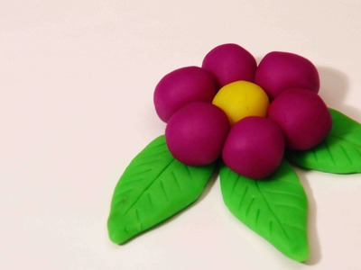 Play doh flower. Plasticine play doh. Play doh video. DIY for kids