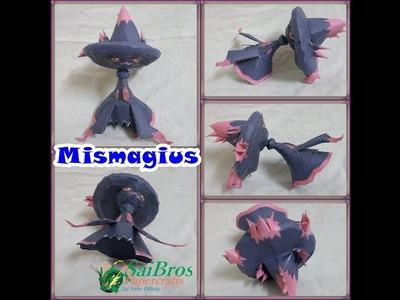 Pokemon Papercraft~Mimagius ~