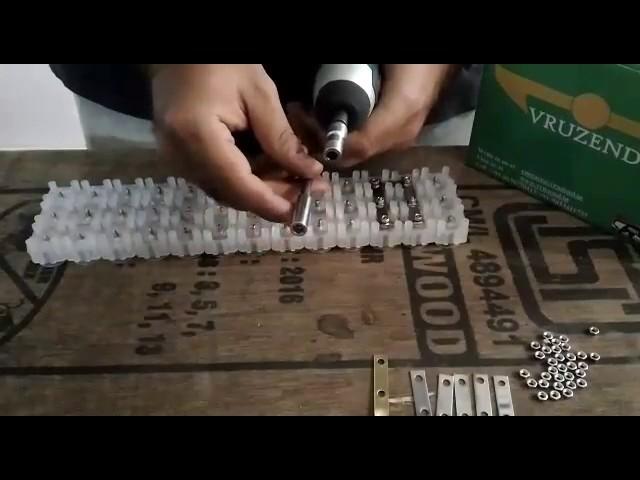 Vruzend Diy Battery Pack Assembly Kit For 18650 Lithium