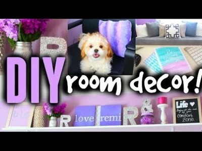 Birthday party decorations at home simple DIY Room Decor Ideas For Teens! Cute, Cheap & Easy!