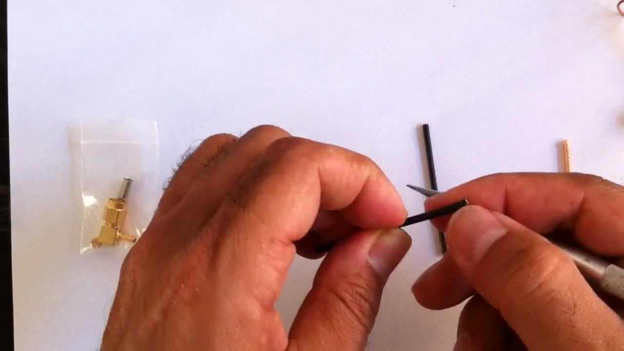 Clover Leaf CL Antenna Build for 5.8Ghz FPV Model Aircraft Video transmitter R.C IBCrazy DIY