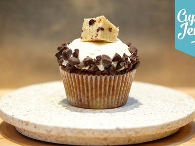 Cookie Dough Cupcake Recipe | Cupcake Jemma