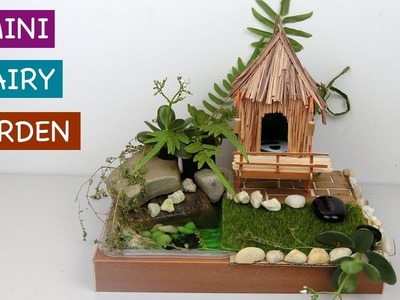 Easy and Quick Mini Fairy Garden #9 | Crafts ideas