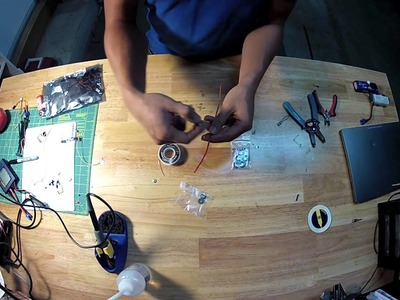 How to Make an LC Filter for your FPV System