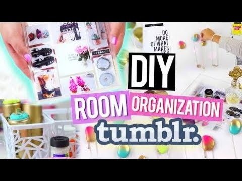 How To Make Room Decorations At Home Diy Room Organization