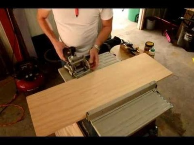 Joining 2 Pieces of Wood Seamlessly