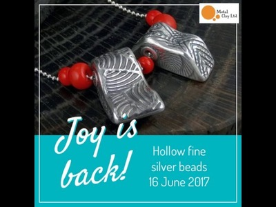 Joy Funnell Hollow Beads Class Video