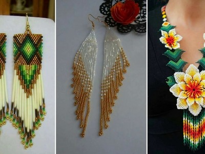 More then 20 disigns of trendy beads earing n neckgless