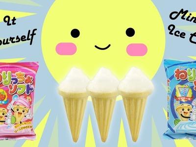 ???? Nericcho Soft Serve Ice Cream DIY Candy Kit Tutorial