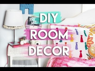 Summer Room Decor DIY Ideas You Need to Try! | 2016