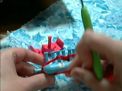 Tutorial Basic Knit Stitch