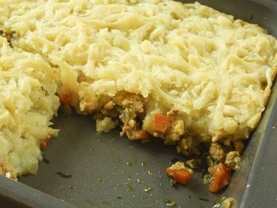Chicken Cottage Pie Recipe | How to make Cottage Pie