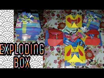 Box Scrapbook Handmade Explosion Love Box Mini Album 20 Scrapbook