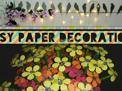 DIY- How to Decorate Your Office Cubicle with Items Made of Paper | You I And DIY