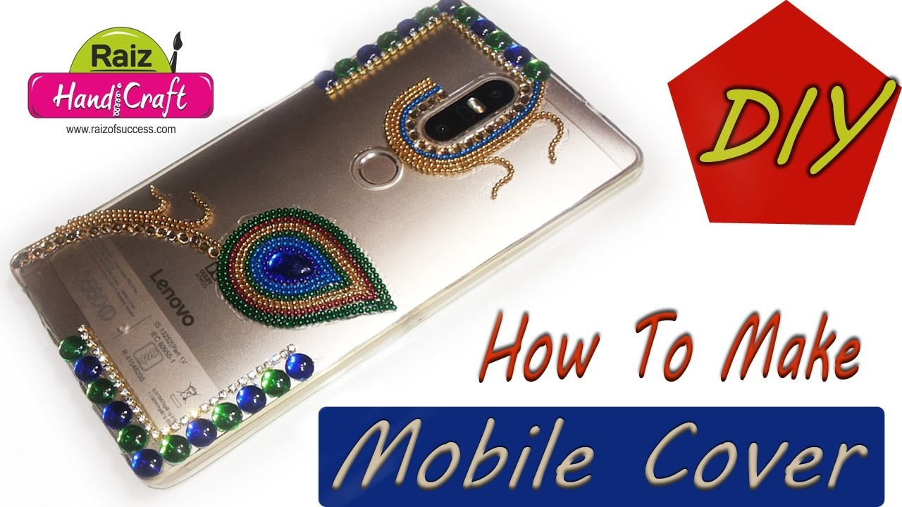 Diy How To Make Mobile Covers At Home For Girls Mobile