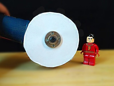 How to cut LEGO using paper. LEGO vs paper