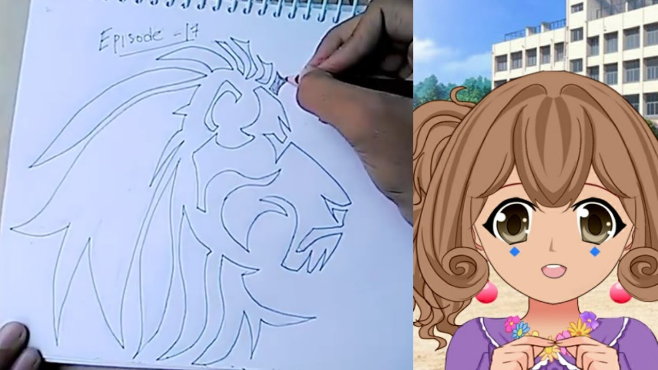 How To Draw Cool Lion Tattoo New Designs Ideas For Girls Easy