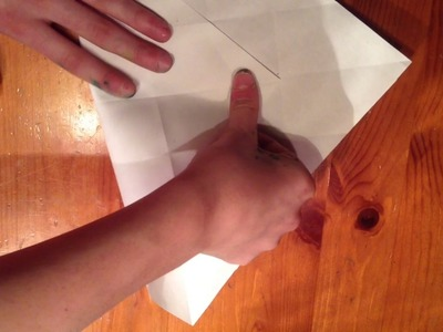 How to make a paper box( Without tape)