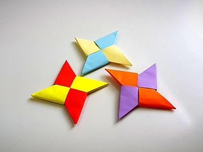 Shuriken Star Box Origami