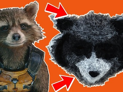 How To Make A Rocket Mask ???? Guardians Of The Galaxy Crafts ???? Wildbrain Toy Club - Fun For Kids!