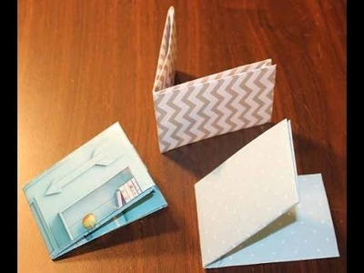 How to make a  simple paper wallet
