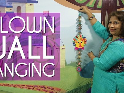 How To Make Clown Wallhanging | Kids Special | DIY