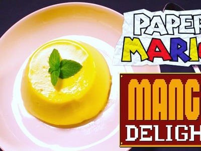How to Make Mango Delight from Paper Mario