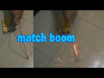 How to make Match Boom | Make Easy