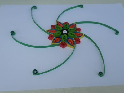Quilling How To Make Quilling Flowers Cards Art Paper Quilling