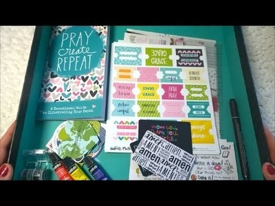 How to Start Bible Journaling - Bible Journaling Starter Kit Review