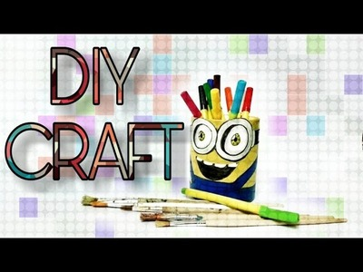 How To Use Old Mug   Minion Mug   DIY Video