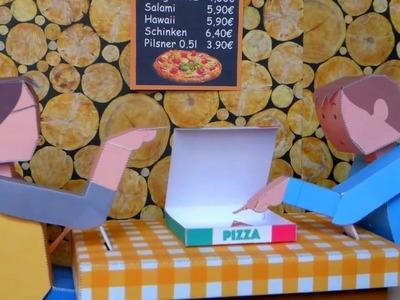 Paper automaton, The last Slice of Pizza