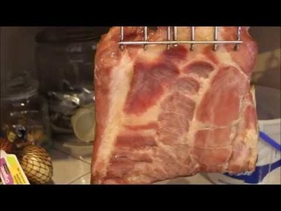 Bacon - Curing, Smoking, Slicing, Cooking