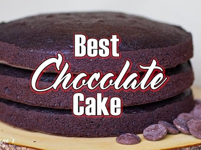 Best Chocolate Cake Recipe - Back To Cake Basics