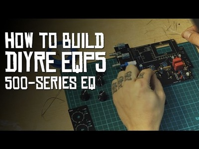 Build a DIY Pultec style EQ from DIYRE (HoboRec Bull Sessions #25)