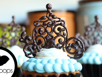 Cinderella Carriage Cupcakes | How To