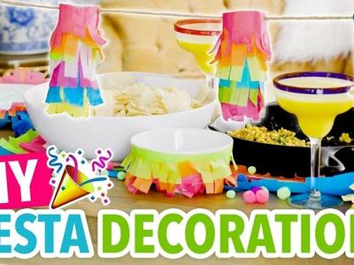 DIY Mini Pinatas & Tissue Paper Fiesta Decorations ~ Cinco De Mayo - HGTV Handmade
