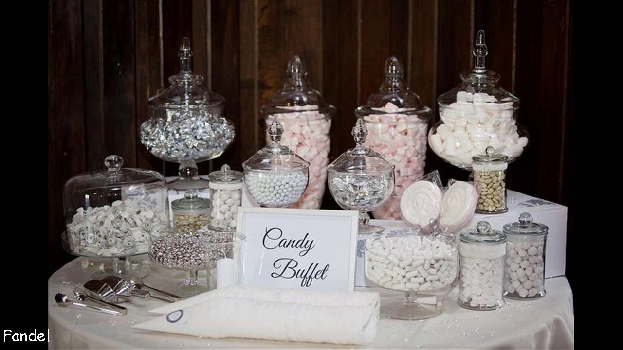 Good Wedding Dessert Bar Ideas My Crafts And Diy Projects