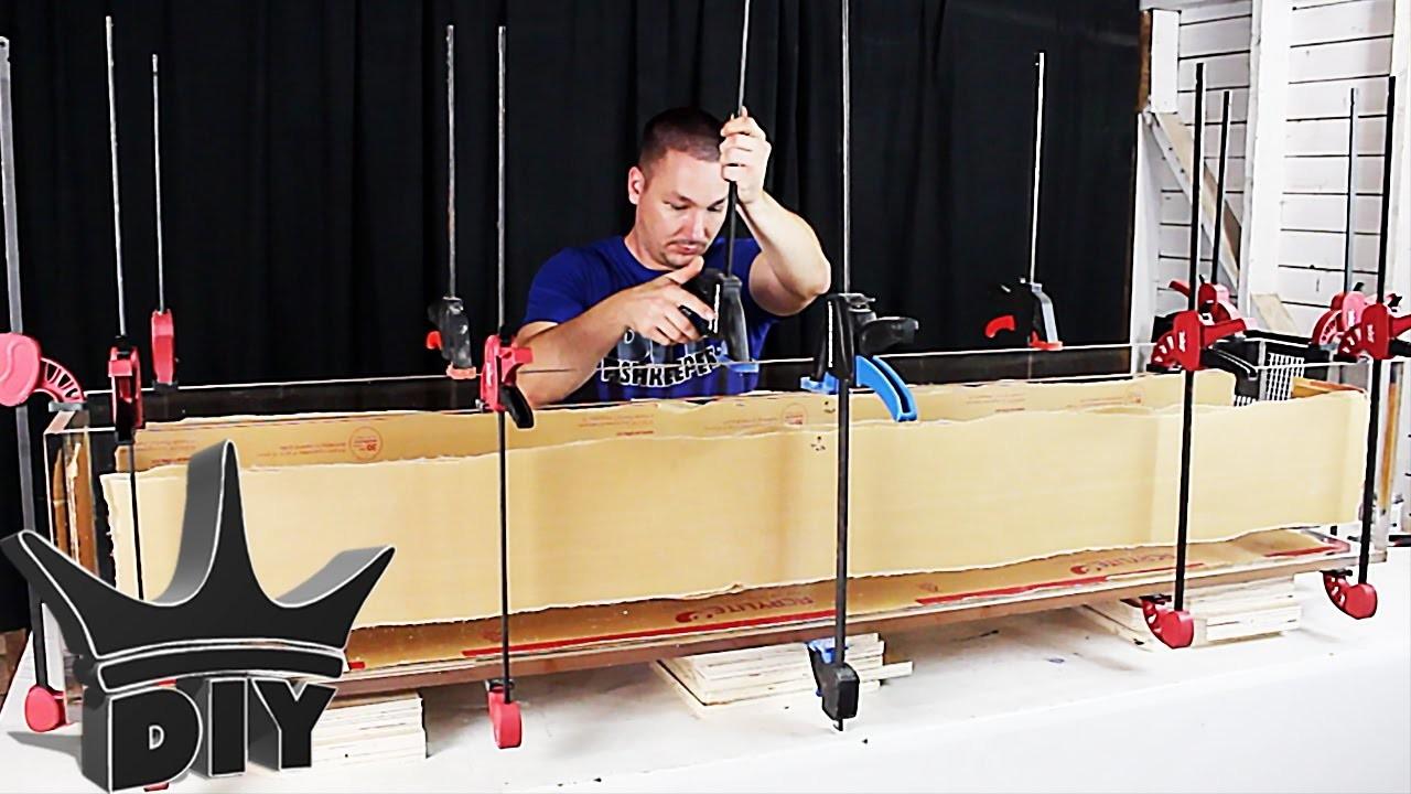 HOW TO: Build an aquarium - THE OFFICE TANK BUILD!!