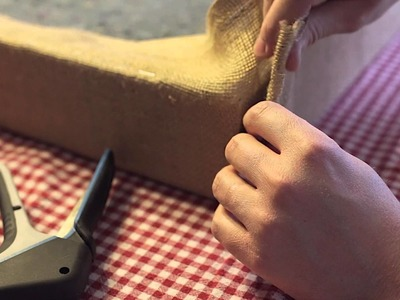 How to Build an Easy DIY Acoustic Panel: Wrap and Hang