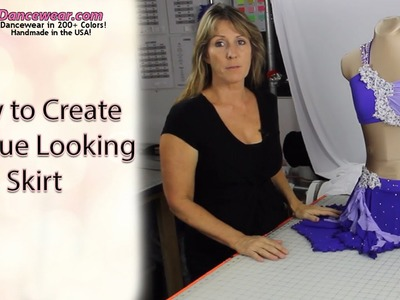 How To Create A Unique Looking Skirt Part 1