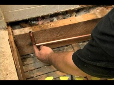 How to Install a Towel Warmer - This Old House