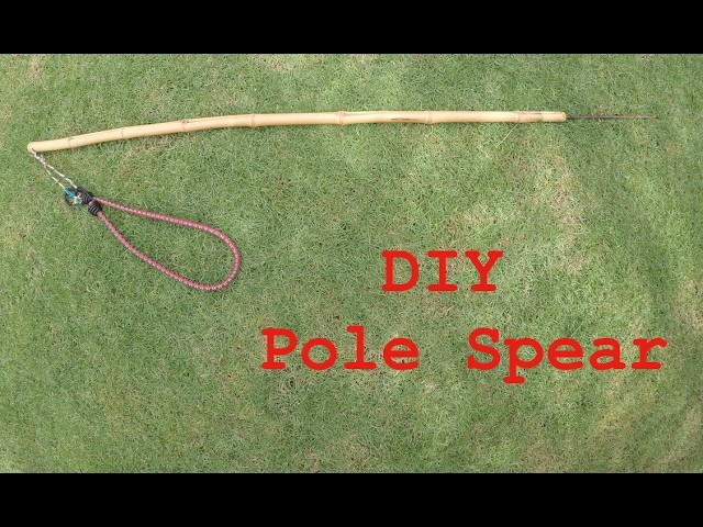 How to Make a DIY Pole Spear