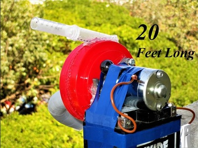 How to Make a Water Pump - make your own creation