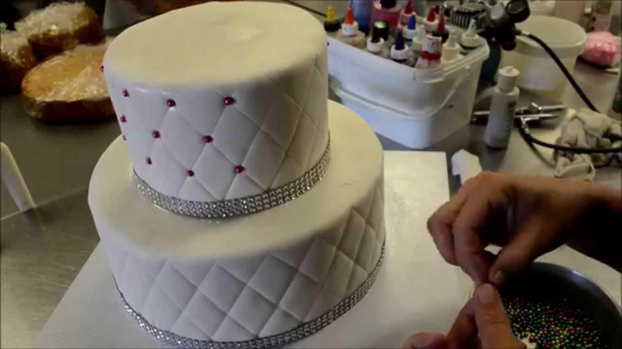 Wedding Cake Stencil Designs