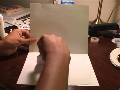 How to Make Hardened Paper